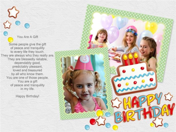 happy birthday photo collage template ; birthday2_13