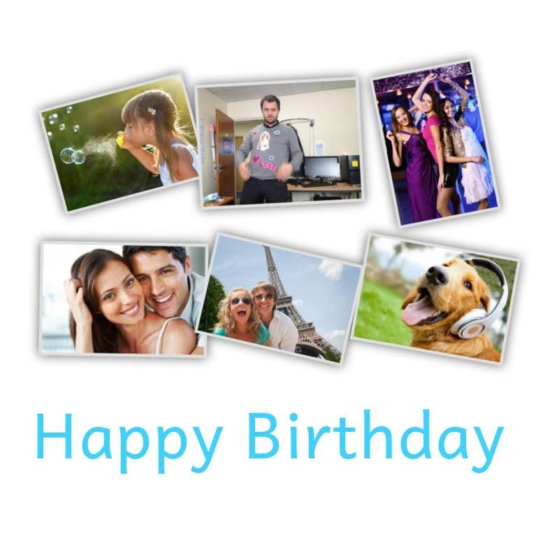 happy birthday photo collage template ; collage-maker-online-free-collage-poster-maker-with-free-birthday-collage-template