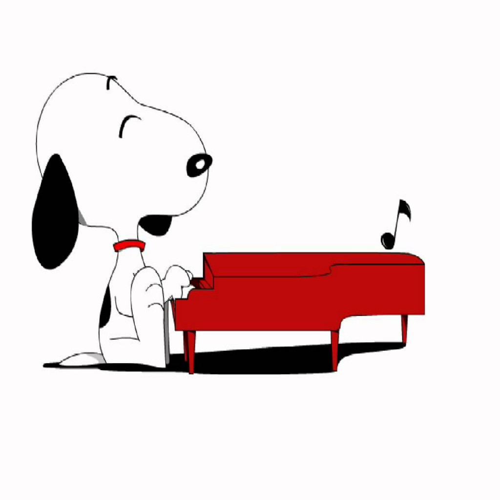 happy birthday piano player ; lovely-snoopy-playing-happy-birthday-song-on-piano-youtube-of-peanuts-happy-birthday-images