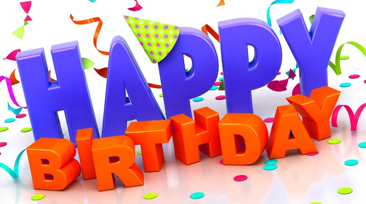 happy birthday picture msg ; Celebration-Birthday-Message-With-Wishes-E-Card-s7