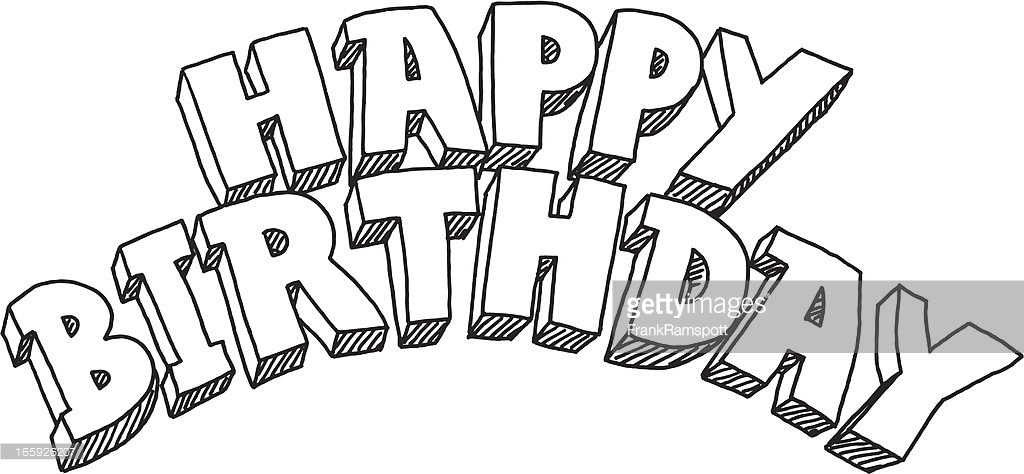 happy birthday pictures to draw ; 1f4498ac32e1e26f437aac9dd8671a6f_magnificent-happy-birthday-lettering-about-happy-birthday-drawing-of-happy-birthday_1024-474