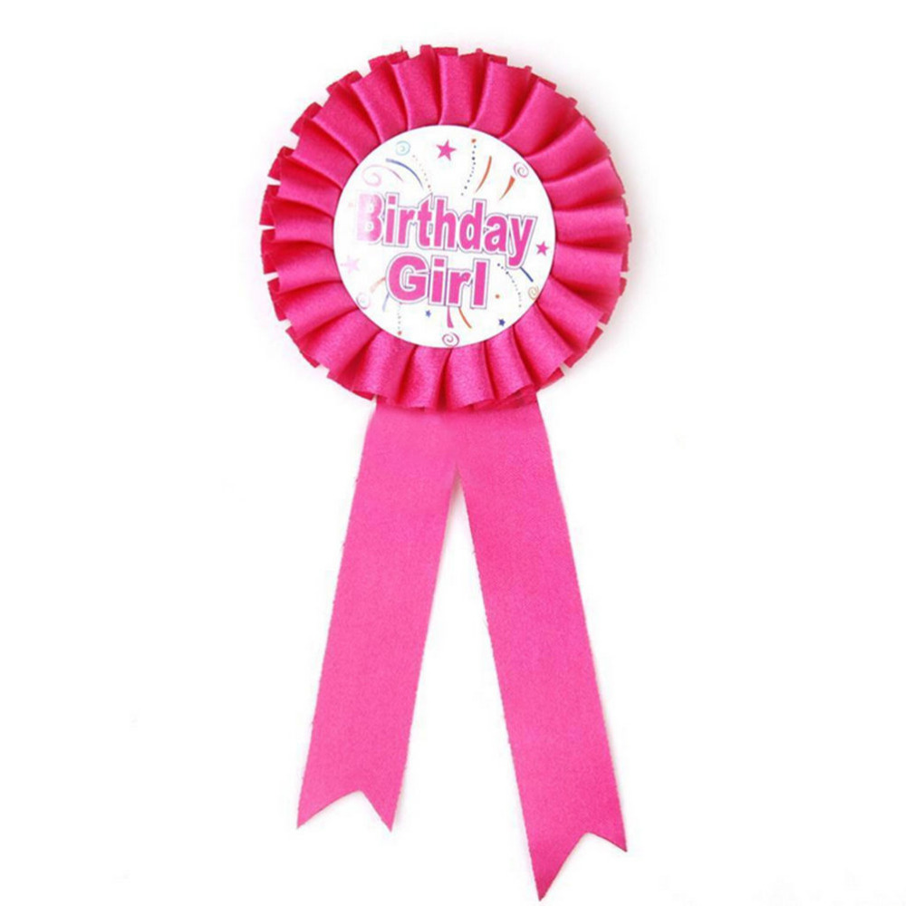 happy birthday pin ; Birthday-Party-S-Decorations-Baby-Shower-Favor-Pin-On-Ribbon-Badge-Pink-Blue-Boy-Girls-Birthday