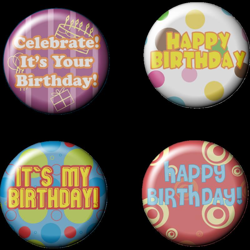 happy birthday pin ; happy_birthday_buttons