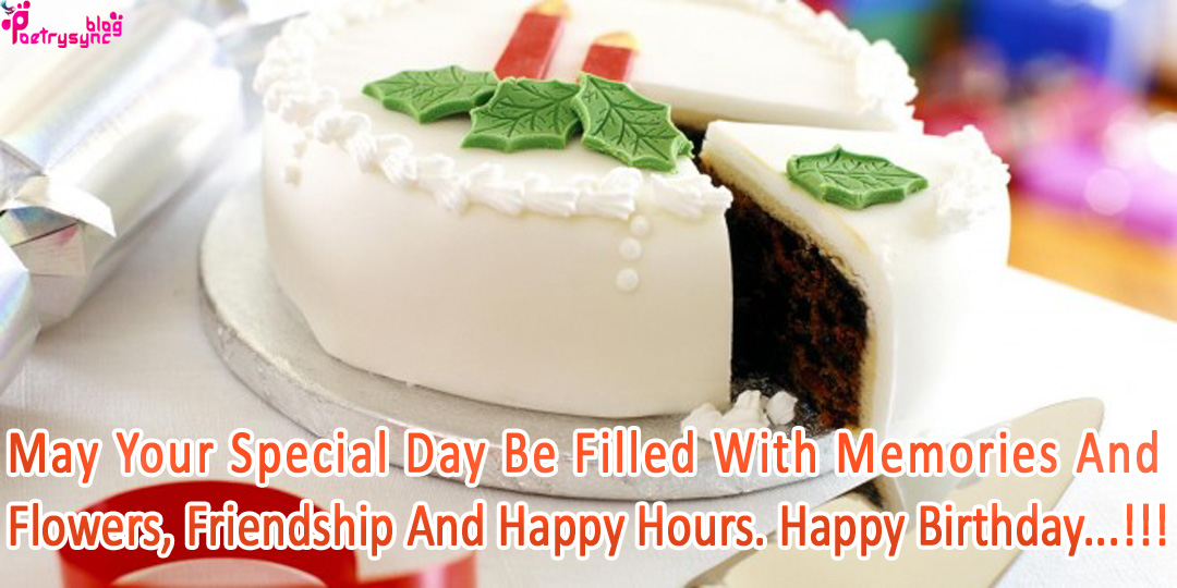 happy birthday poem for friend in hindi ; beautiful%252Bbirthday-cake-images-with-quotes