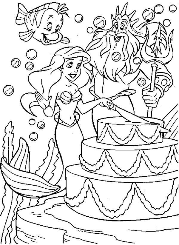 happy birthday princess coloring pages ; e760200a708ceab8687d00872b9c2066disney-coloring-pages-birthday-