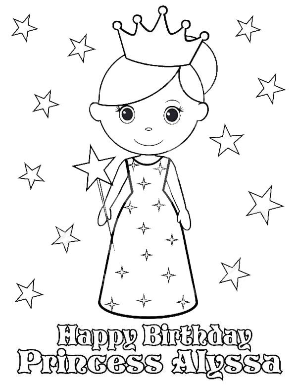 happy birthday princess coloring pages ; happy-birthday-drawing-at-getdrawings-of-happy-birthday-princess-coloring-pages