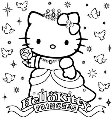 happy birthday princess coloring pages ; princess-kitty-coloring-pages-hello-kittyhappy-birthday-princess-coloring-sheet-hello-kitty