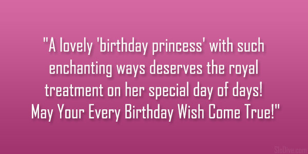 happy birthday princess quotes ; 26-loving-daughter-birthday-quotes-91161