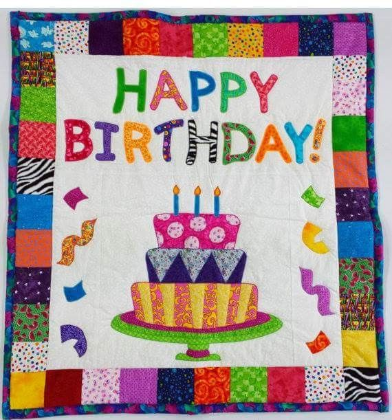 happy birthday quilt images ; 6f24ee5f618356acd78e01973d3eebdb