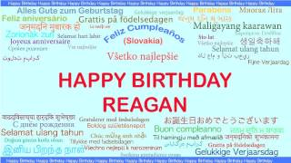 happy birthday reagan ; mqdefault