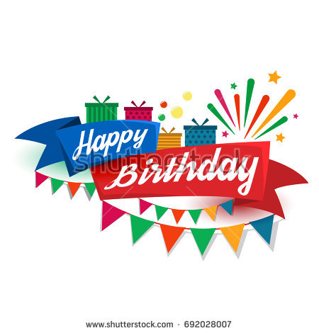 happy birthday ribbon ; stock-vector-happy-birthday-typography-vector-design-for-greeting-cards-and-poster-with-ribbon-and-gift-box-692028007