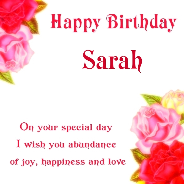 happy birthday sarah images ; Happy-Birthday-Sarah-6-1