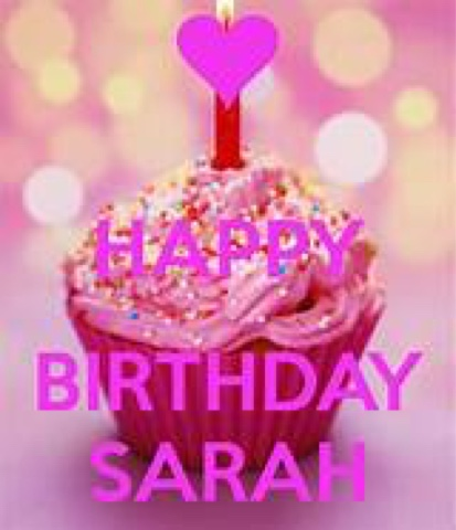 happy birthday sarah images ; blogger-image--862907428