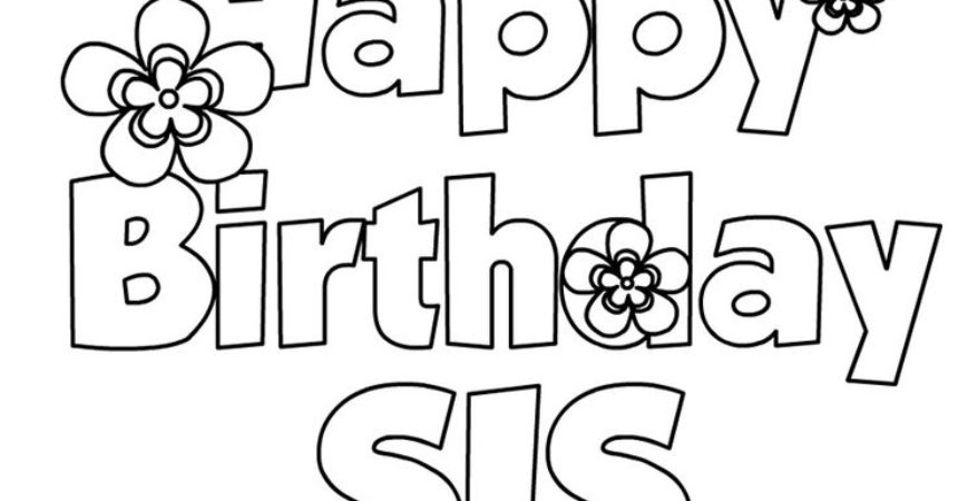 happy birthday sister coloring pages ; happy-birthday-dad-daughter-coloring-pages-sis-gekimoe-55503-happy-birthday-sister-coloring-pages