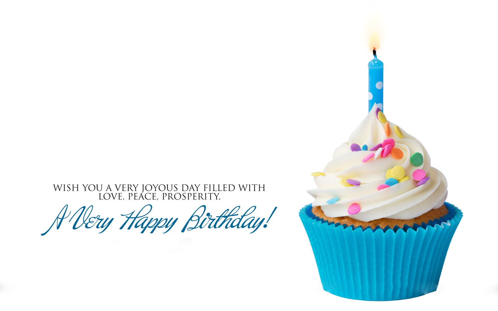 happy birthday small quotes ; A-Very-Happy-Birthday-Wishes-Wallpaper