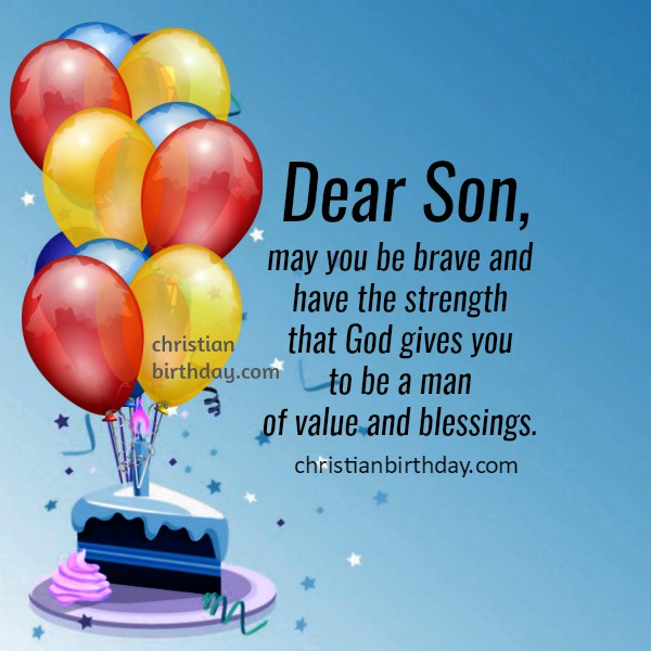 happy birthday small quotes ; happy-birthday-wishes-to-my-son-quotes-and-image-christian-422318