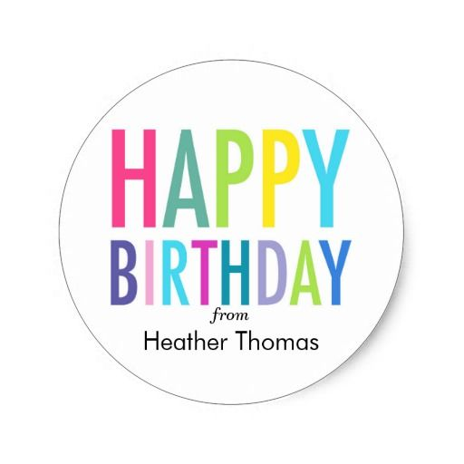 happy birthday stickers for men ; birthday-gifts-ideas-happy-birthday-customizable-stickers-for-gifts
