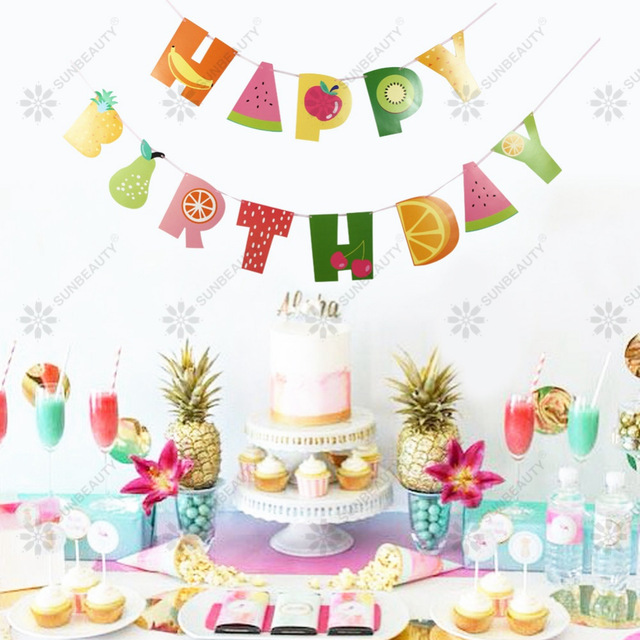 happy birthday summer images ; Colorful-Fruits-Happy-Birthday-Banner-Bunting-Themed-Party-Birthday-Party-Baby-Showers-Summer-luau-Fruit-Party