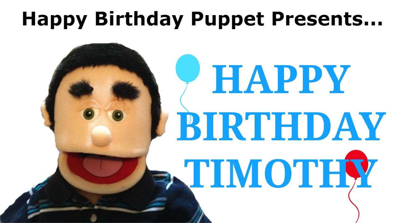 happy birthday tim meme ; maxresdefault