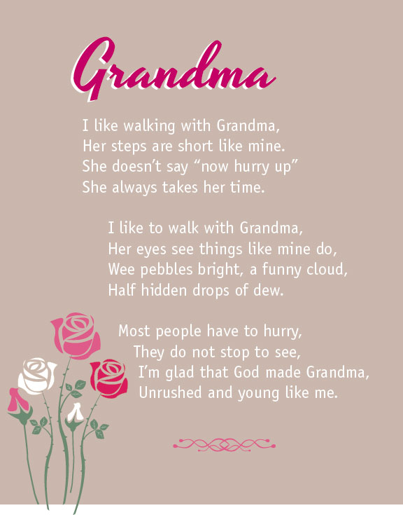happy birthday to grandma in heaven poem ; 223f19cd8a83fb9bfd03531f32228946