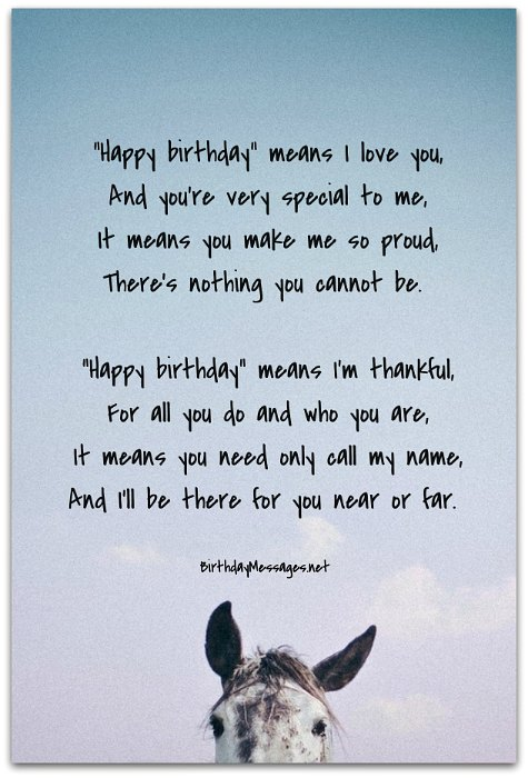 happy birthday to me message quotes ; sentimental-birthday-poems5A