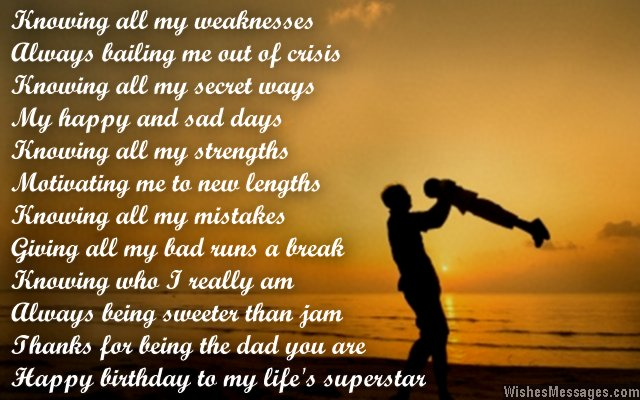 happy birthday to my daddy poem ; Birthday-card-wishes-for-dad