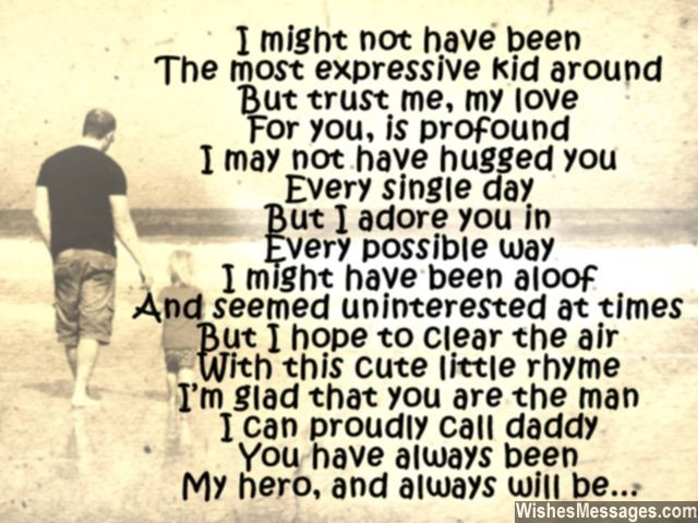 happy birthday to my daddy poem ; Dad-you-are-my-hero-cute-poem-for-father-from-son-daughter-640x480
