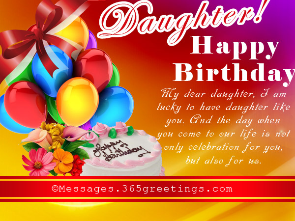 happy birthday to my daughter images ; birthday-wishes-for-daughter1