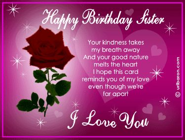 happy birthday to my sister quotes ; birthday-quotes-happy-birthday-sister-images-happy-birthday-sister-it-s-sure-to-be-the-best-on