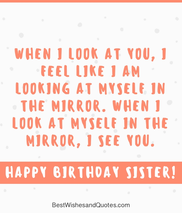 happy birthday to my sister quotes ; happy-birthday-sister-funny