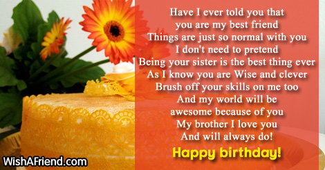 happy birthday to the best brother in the world poem ; 16871-brother-birthday-poems