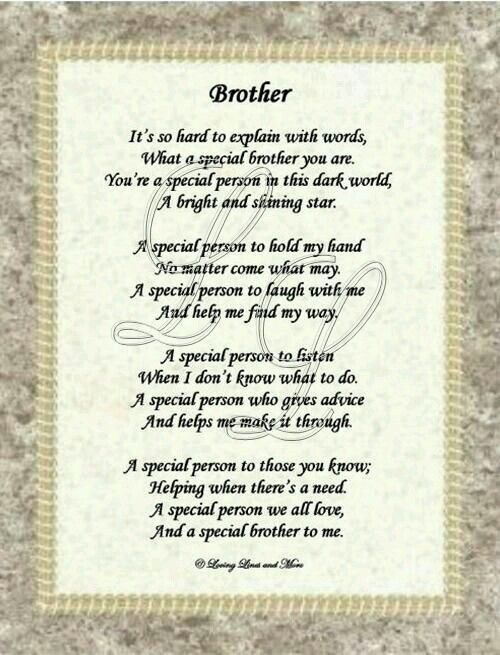 happy birthday to the best brother in the world poem ; cb61fc8867dc873e1ed30a89278bdf1f