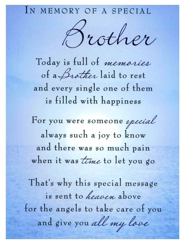 happy birthday to the best brother in the world poem ; f501e36015a7d917c7260bc62798014a