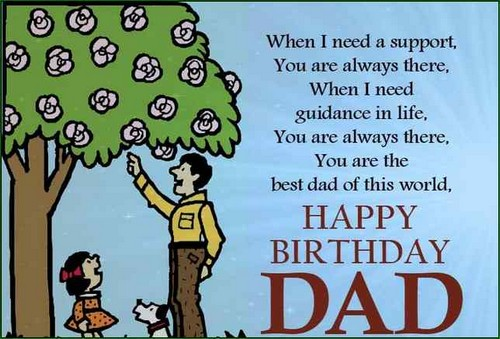 happy birthday to the best dad ; Happy_Birthday_Daddy2