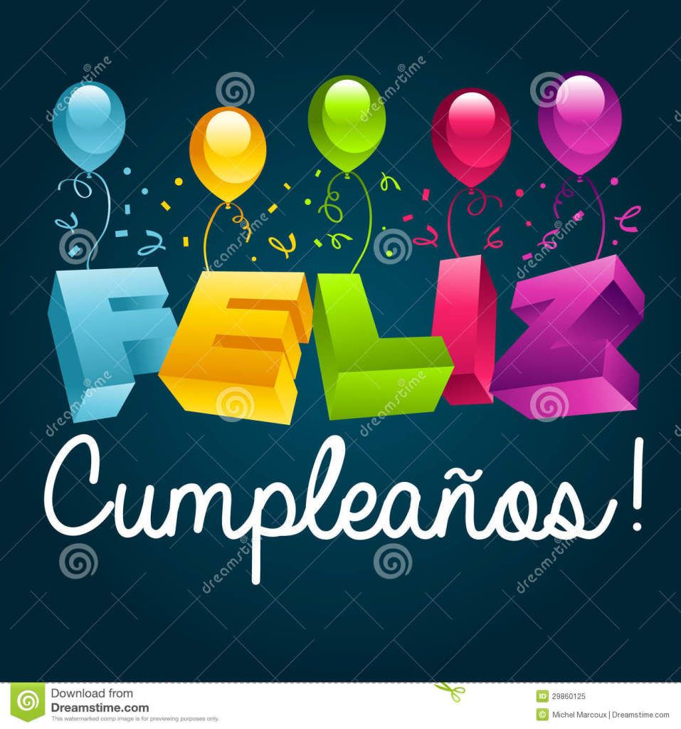 happy birthday to you in spanish ; d33f609459c8109f71efc0f9efa45d71