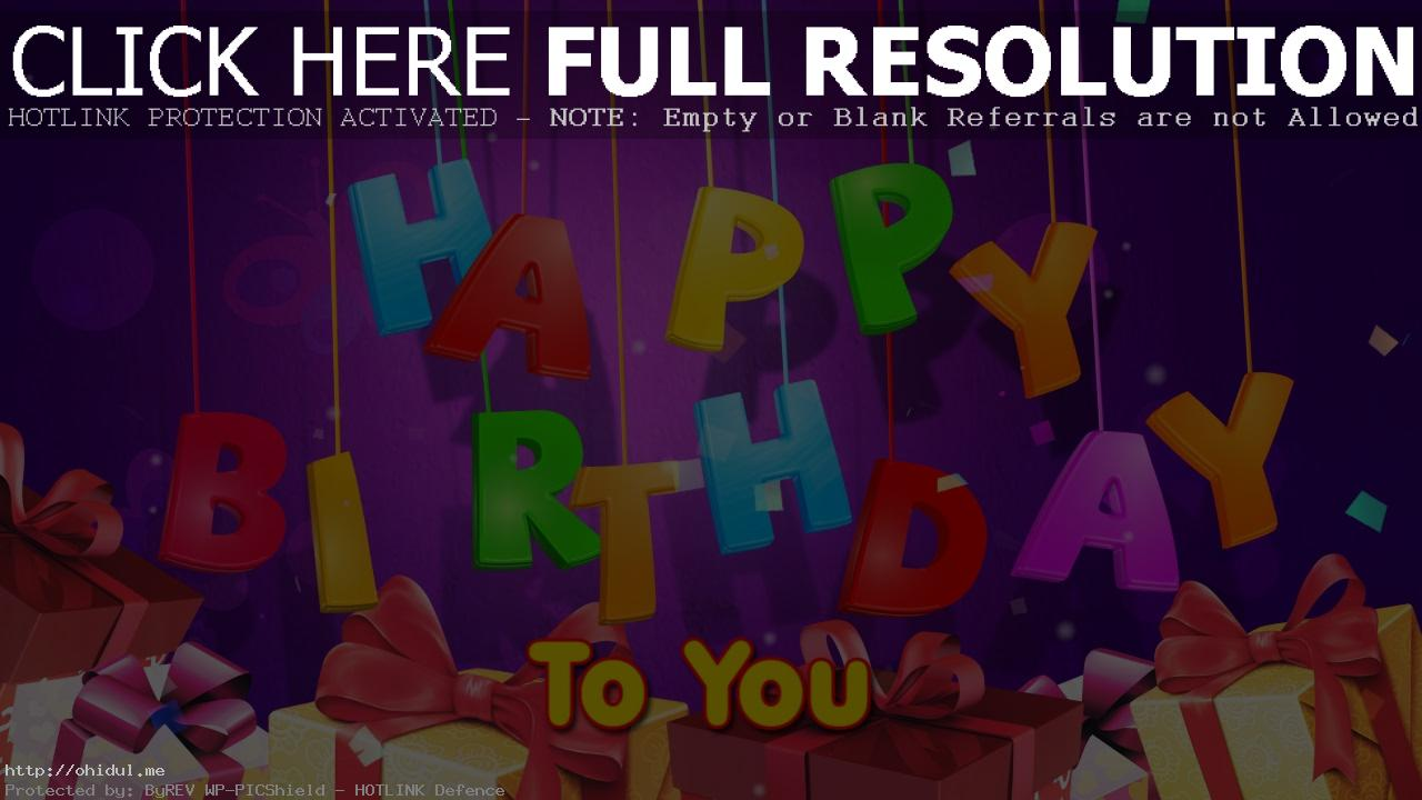 happy birthday to you youtube ; happy-birthday-song-youtube-unbelievable-bday-images