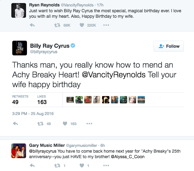 happy birthday tweets ; ryan-reynolds-tweets-wife-happy-birthday-reply