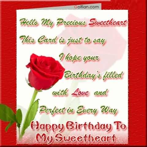 happy birthday wish for lover in hindi ; Best-E-Card-Birthday-Wishes-For-Girlfriend