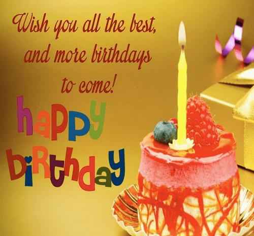 happy birthday wish msg in english ; bdy-sms-1