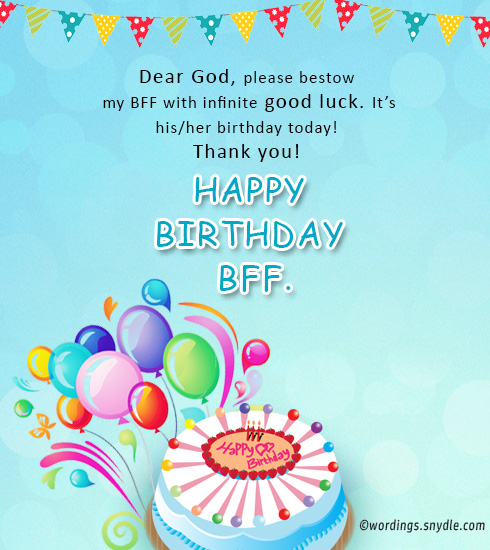 happy birthday wish you the best ; best-birthday-wishes-for-best-friend-forever-1