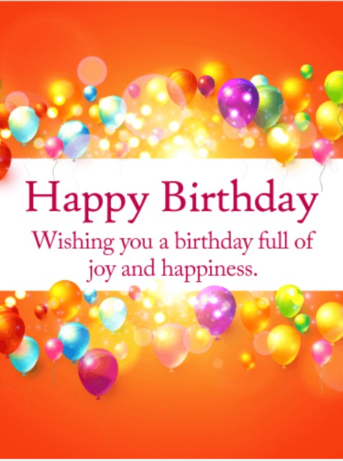 happy birthday wish you the best ; cute-birthday-wishes-for-best-friends