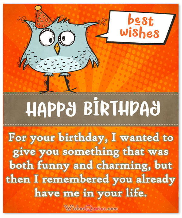 happy birthday wishes for friend funny ; funny-birthday-card