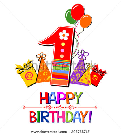 happy first birthday images ; stock-vector-happy-first-birthday-celebration-white-background-with-number-one-balloon-gift-boxes-and-place-206755717