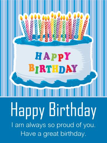 happy happy birthday card ; happy-birthday-card-for-son-so-proud-of-you-happy-birthday-cake-card-for-son-birthday-download