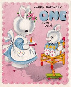 happy one year old birthday card ; Happy-Birthday-One-Year-Old-Greeting