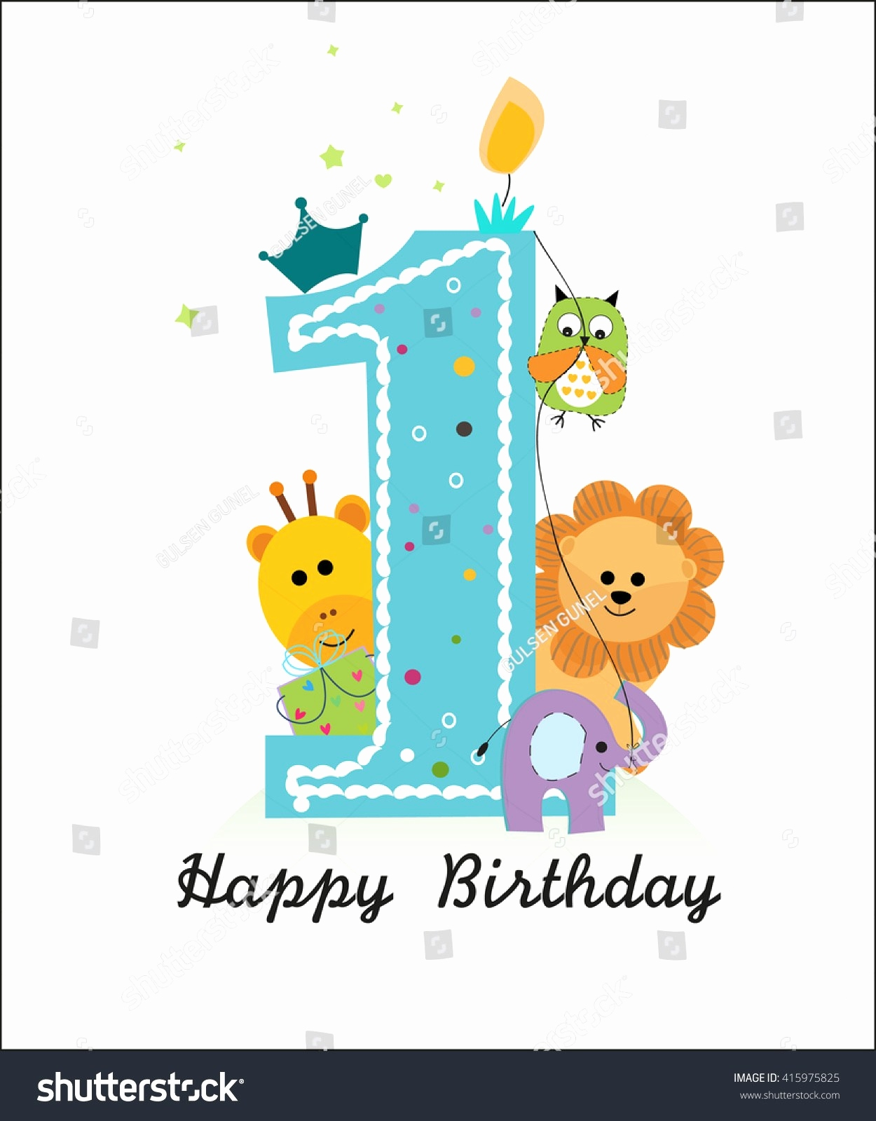 happy one year old birthday card ; one-year-old-birthday-card-awesome-year-old-boy-birthday-card-invitation-card-of-one-year-old-birthday-card
