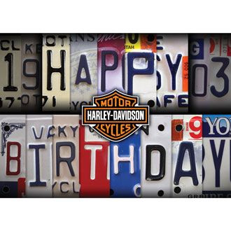 harley davidson birthday cards printable ; free-printable-harley-davidson-birthday-cards-best-of-h-d-license-plate-birthday-card-at-ace-branded-products-of-free-printable-harley-davidson-birthday-cards