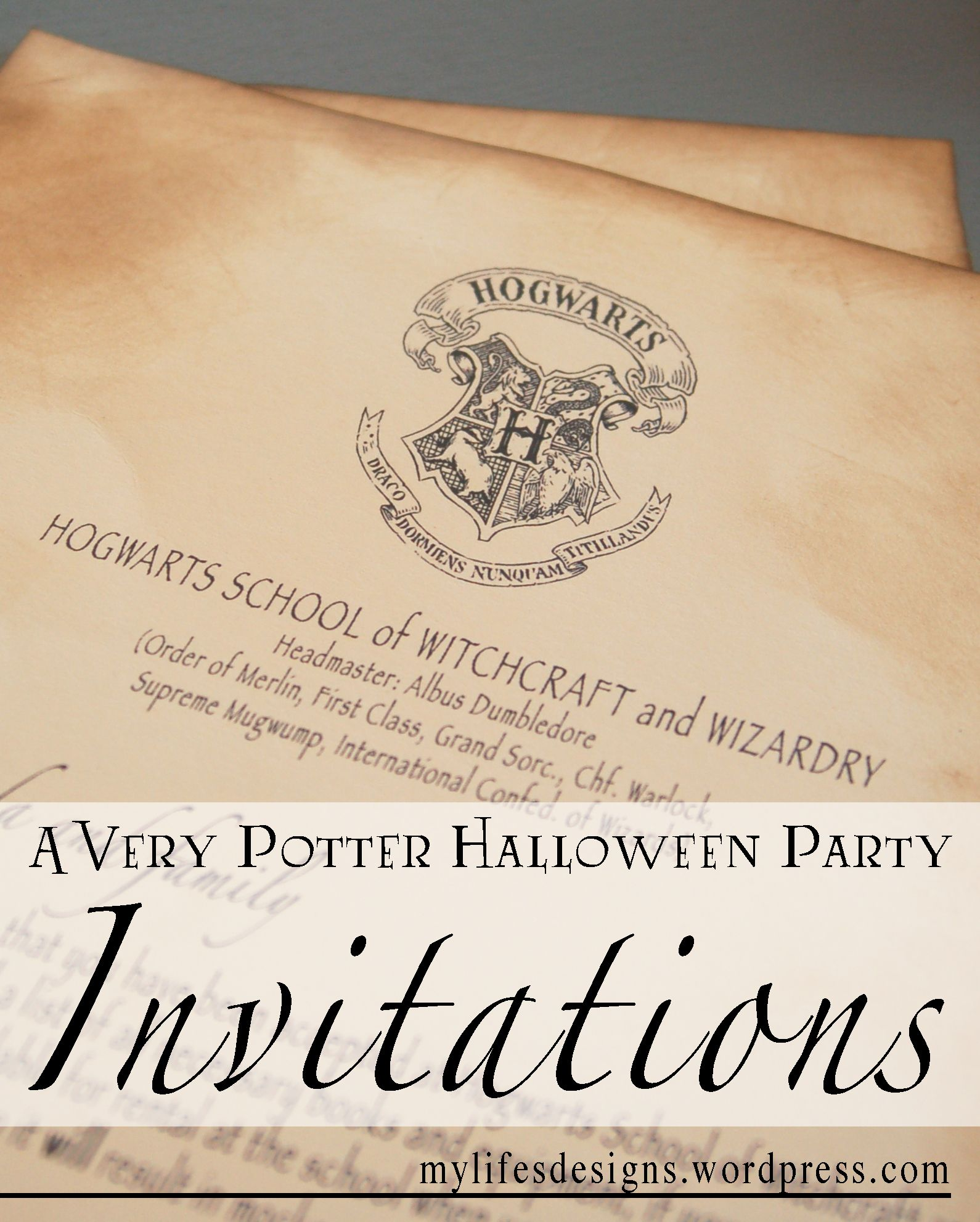 harry potter birthday invitation ideas ; 12c055f8f5df24dc06149376da3d17c9