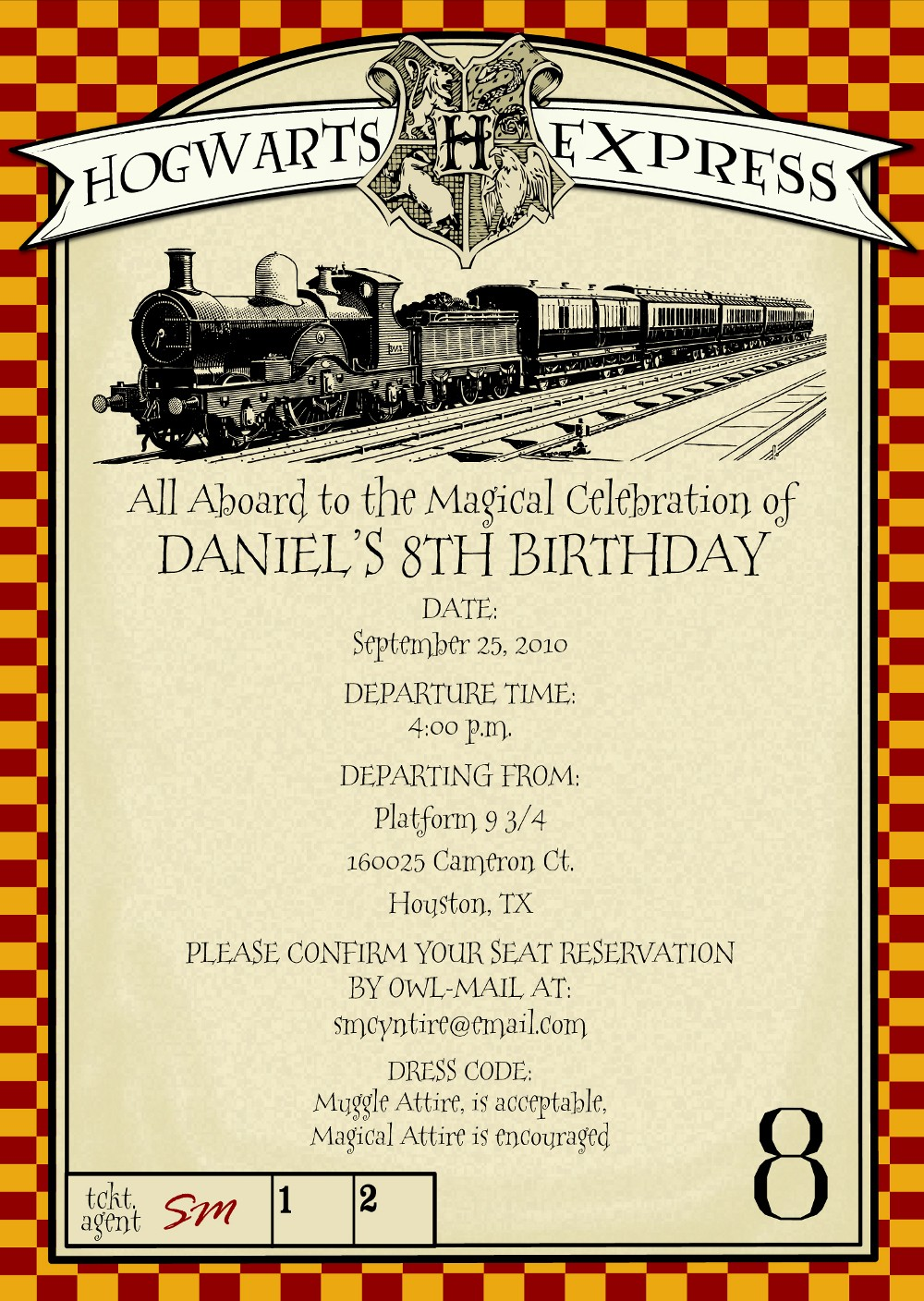 harry potter birthday invitation ideas ; Astonishing-Harry-Potter-Birthday-Party-Invitations-As-An-Extra-Ideas-About-How-To-Make-A-Birthday-Invitation
