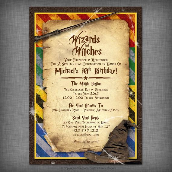 harry potter birthday invitation ideas ; Harry-Potter-Birthday-Invitations-is-a-blend-of-image-and-art-that-provides-exceptional-satisfaction-1